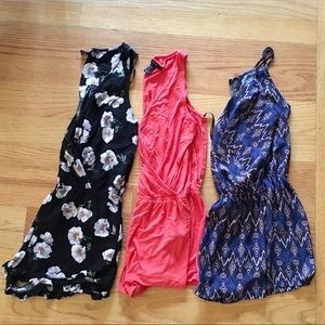 👌Bundle of 3 Rompers for the price of $15!